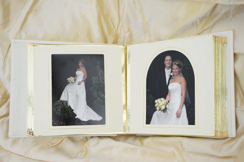 d1014 - Traditional Wedding Albums